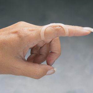 Oval-8 férulas para dedos (individuales)